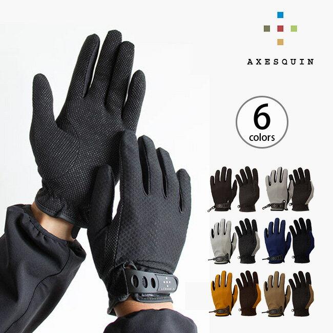 アクシーズクイン UVメッシュグローブ AXESQUIN メンズ レディース ユニセックス 手袋 グローブ トレッキング アクセサリー 登山 アウトドア AG6704 <2018 春夏>