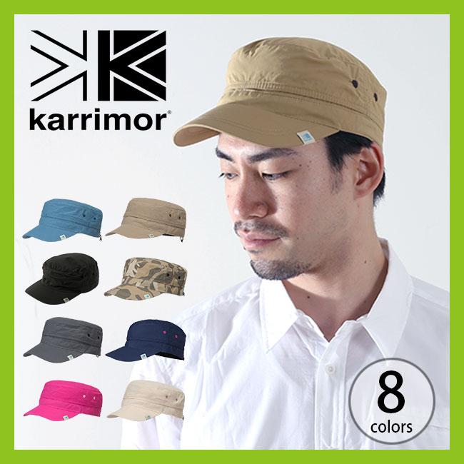 カリマー ベンチレーションキャップ【ST】+d karrimor ventilation cap ST +d キャップ 帽子 UVキャップ <2018 春夏>
