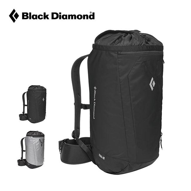 ブラックダイヤモンド クラッグ40 Black Diamond CRAG 40 バックパック ザック リュック リュックサック ギアコンテナー パック <2018 春夏>