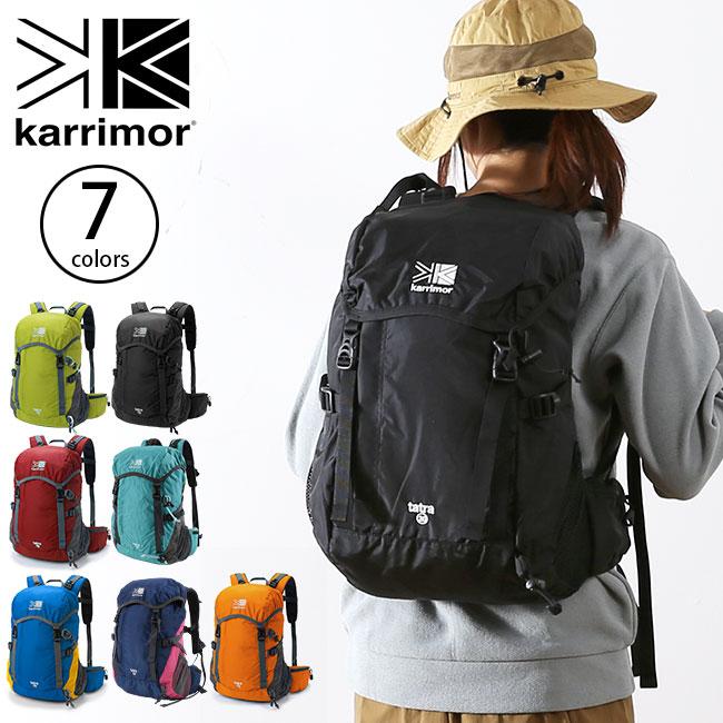 カリマー タトラ20 karrimor tatra20 バックパック リュック ザック 登山リュック 20L メンズ レディース <2018 春夏>