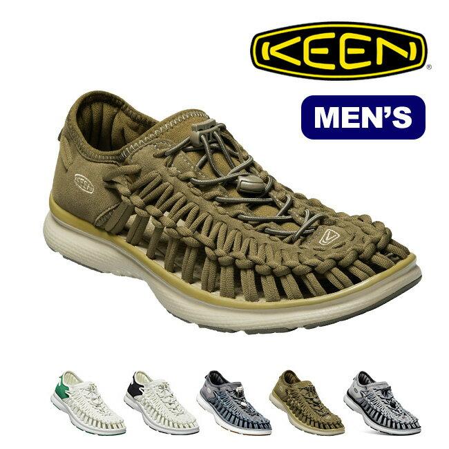キーン ユニーク オーツー KEEN UNEEK O2 メンズ シューズ 靴 スニーカー サンダル スポーツサンダル 男性用 <2018 春夏>