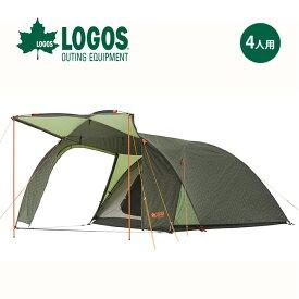 ロゴス PANELシビックLチャレンジセット LOGOS テント テントセット 2ルームテント マット グランドシート セット <2018 春夏>