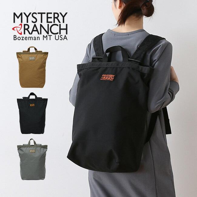 ミステリーランチ ブーティーバッグ MYSTERY RANCH BOOTY BAG リュック バッグ トートバッグ デイパック バックパック <2018 春夏>