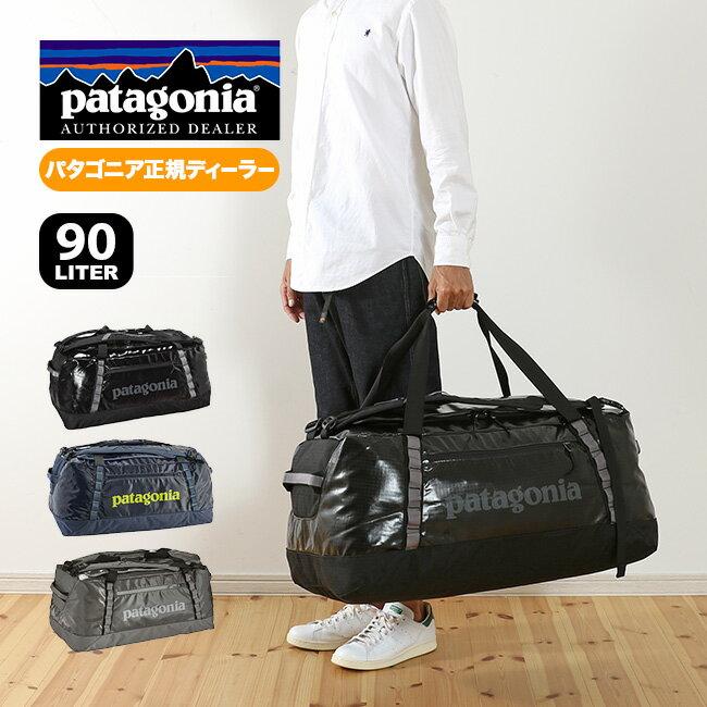 パタゴニア ブラックホールダッフル 90L patagonia Black Hole™ Duffel Bag 90L バッグ ショルダー 旅行 #49346 <2018 秋冬>