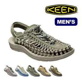 キーン ユニーク メンズ KEEN UNEEK サンダル スニーカー シューズ 靴 男性用 スポーツサンダル コンフォートサンダル <2018 春夏>
