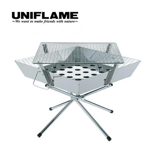 UNIFLAME ユニフレーム ファイアグリル <2018 春夏>