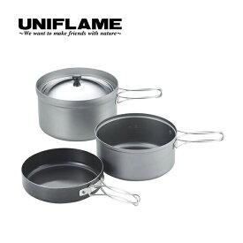 ユニフレーム ごはんクッカープラス UNIFLAME キャンプ アウトドア【正規品】