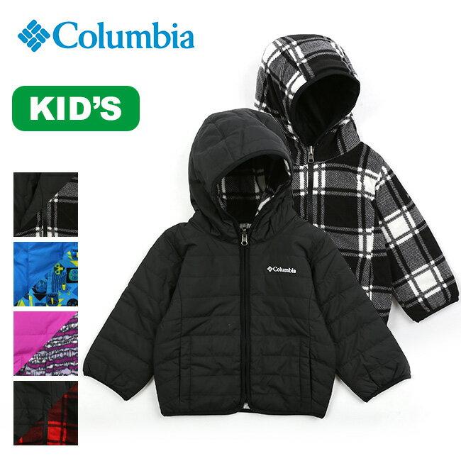 コロンビア ダブルトラブルジャケット Columbia Double Trouble Jacket 子ども キッズ ジャケット アウター リバーシブル <2018 秋冬>