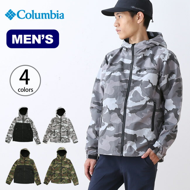 コロンビア ヴィザボナパスパターンドジャケットColumbia Vizzavona Pass Patternd Jacket アウター メンズ 男性 <2018 秋冬>