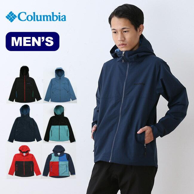 コロンビア ヴィザボナパスジャケット Columbia vizzavona pass jacket メンズ アウター ジャケット <2018 秋冬>
