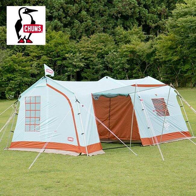 チャムス ブービーツールームコヤテント4 CHUMS Booby Two Room Koya Tent 4 テント 大型 キャンプ アウトドア <2018 秋冬>