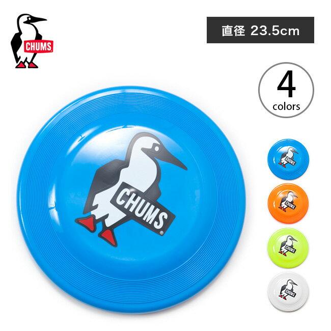チャムス フライングディスクブービーロゴ CHUMS Flying Disc Booby Logo フリスビー <2018 秋冬>