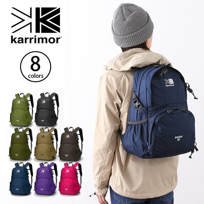 カリマー セクター18 karrimor sector 18 リュック バックパック ザック リュックサック メンズ レディース 18L <2018 秋冬>