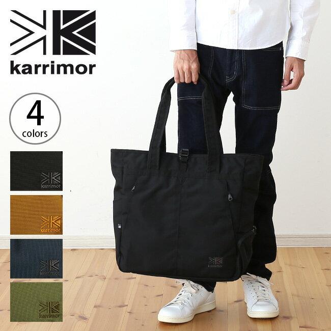 カリマー トリビュートトート karrimor tribute tote バッグ 鞄 トート トートバッグ <2018 秋冬>