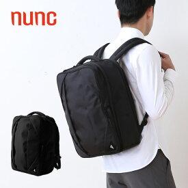 ヌンク レクタングルバックパック レクタングル nunc Rectangle Backpack NN002010 バッグパック リュック リュックサック デイパック キャンプ アウトドア フェス【正規品】