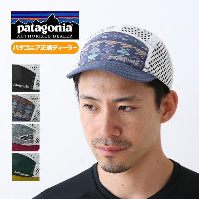 パタゴニア ダックビルキャップ patagonia Duckbill Cap 帽子 キャップ トレラン ランニング #28817 <2018 秋冬>