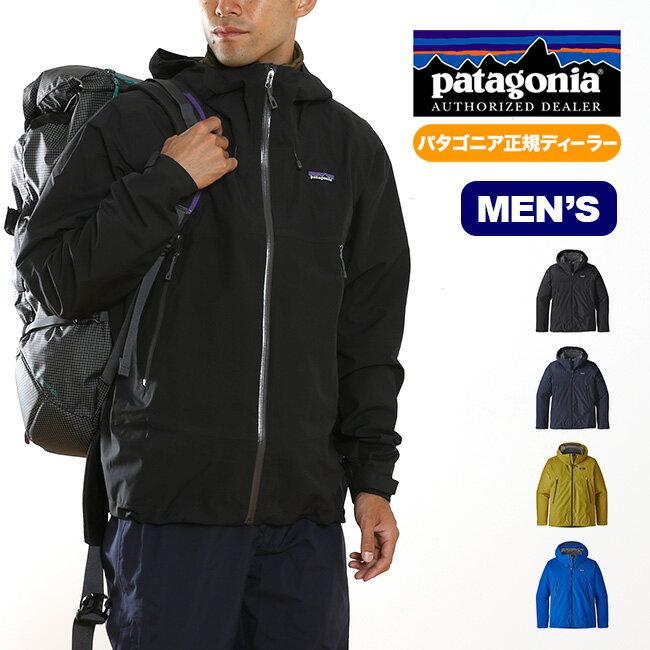 パタゴニア メンズ クラウドリッジジャケット patagonia M's Cloud Ridge Jacket メンズ ジャケット レインジャケット 防水ジャケット <2018 秋冬>