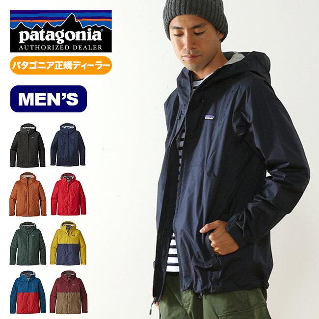 パタゴニア メンズ トレントシェルジャケット patagonia M's Torrentshell Jacket ジャケット シェルジャケット ハードシェル <2018 秋冬>