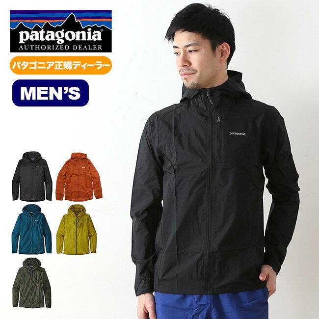 パタゴニア メンズ フーディニジャケット patagonia Houdini Jacket ジャケット トレイルジャケット ウィンドシェル <2018 秋冬>