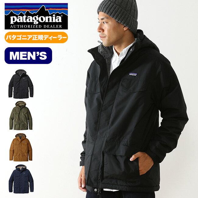 パタゴニア メンズ イスマスパーカ patagonia M's Isthmus Parka パーカ ジャケット フリースジャケット アウター <2018 秋冬>