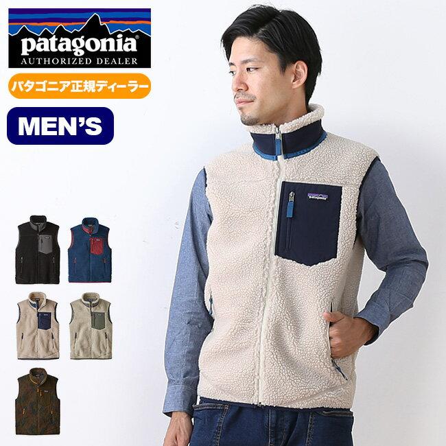 パタゴニア メンズ クラシックレトロXベスト patagonia M's Classic Retro-X Vest ベスト フリースベスト フリース アウター <2018 秋冬>