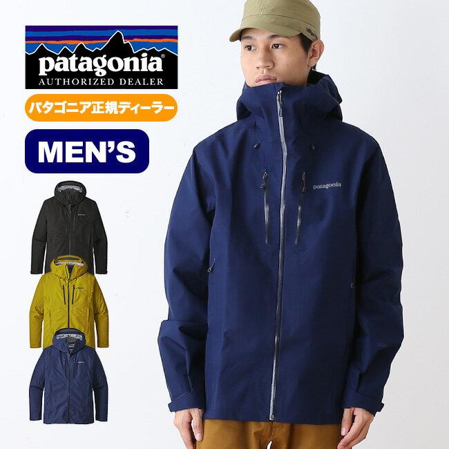 パタゴニア メンズ トリオレットジャケット patagonia M's Triolet Jacket ジャケット アウター ハードシェル トップス 男性 登山 #83402 <2018 秋冬>
