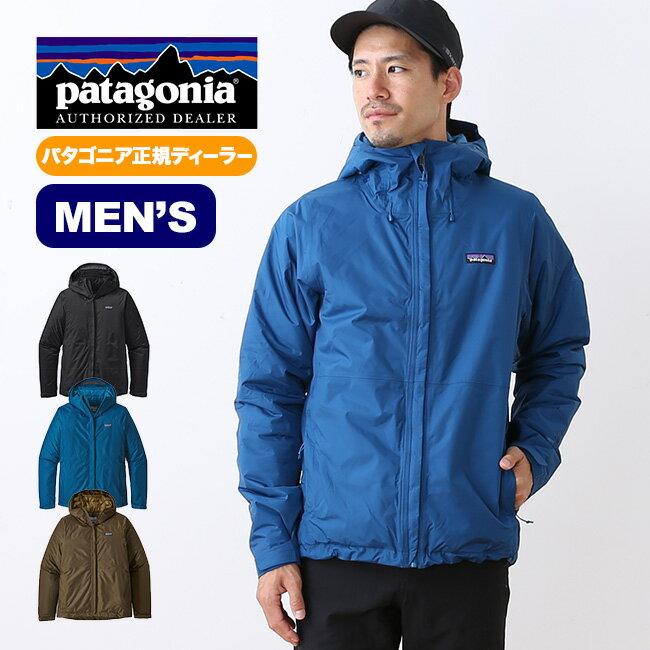 パタゴニア メンズ インサレーテッドトレントシェルジャケット patagonia Men's Insulated Torrentshell Jacket アウター ジャケット ハードシェル 男性 #83716 <2018 秋冬>