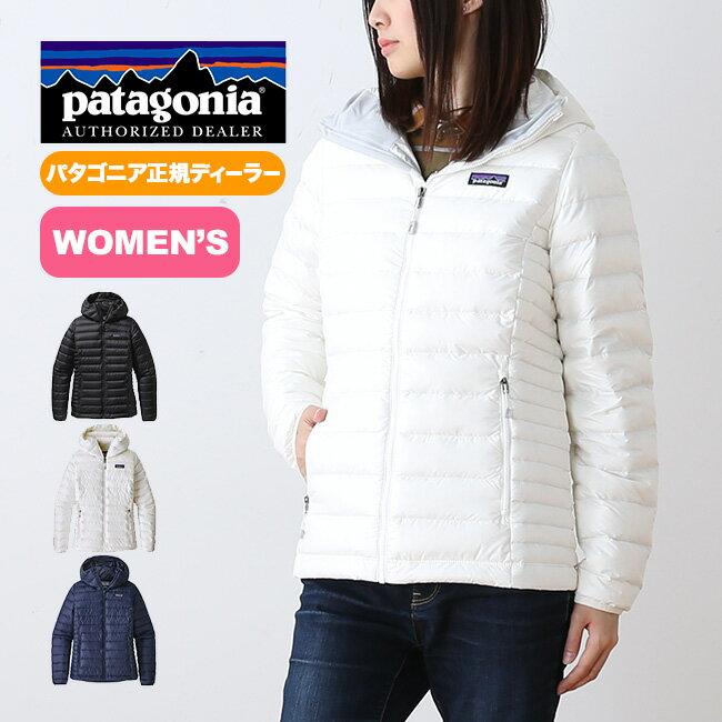 パタゴニア 【ウィメンズ】ダウンセーターフーディ patagonia W's Down Sweater Hoody レディース ダウン ダウジャケット フーディ アウター <2018 秋冬>