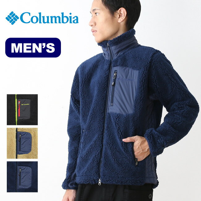 コロンビア アーチャーリッジジャケット Columbia Archer Ridge Jacke メンズ ジャケット フリースジャケット アウター 上着 <2018 秋冬>