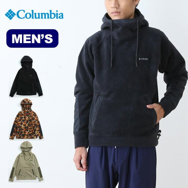 コロンビア CSCフリースフーディ Columbia CSC Fleece Hoodie パーカー メンズ アウター <2018 秋冬>