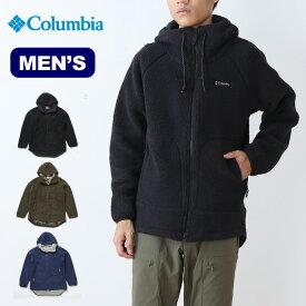 【キャッシュレス 5%還元対象】コロンビア M CSCシェルパジャケット Columbia アウター 上着 メンズ フリース <2018 秋冬>