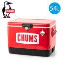 チャムス チャムススチールクーラーボックス54L CHUMS CHUMS Steel Cooler Box 54L CH62-1283-0000-00 クーラーボック…