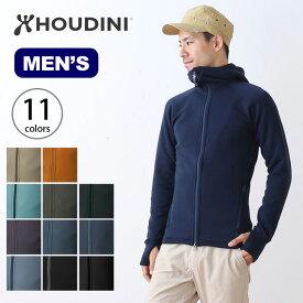 フーディニ メンズ パワーフーディ HOUDINI PowerHoudi フリース アウター ジャケット メンズ <2018 秋冬>