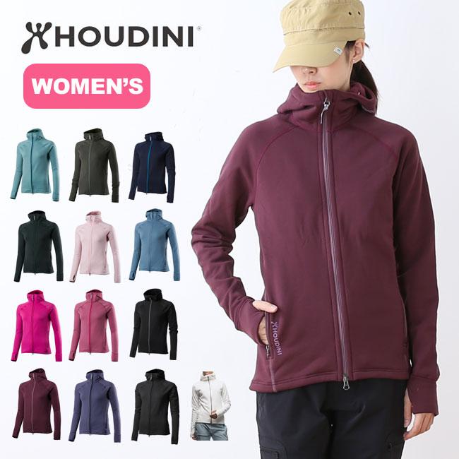 フーディニ 【ウィメンズ】パワーフーディ HOUDINI Power Houdi 女性 フリース ジャケット アウター <2018 秋冬>