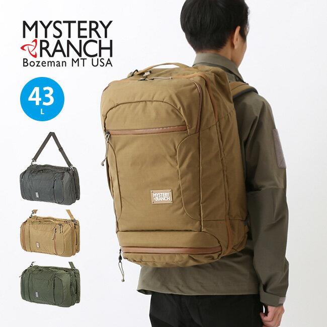 ミステリーランチ ミッションローバー MYSTERY RANCH MISSION ROVER バッグ ボストン トランク リュック スーツケース バックパック ショルダー 旅行 機内持ち込み可能 <2019 春夏>