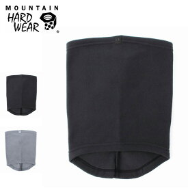 マウンテンハードウェア マイクロネックゲイター Mountain Hardwear Micro Neck Gaiter メンズ レディース ネックウォーマー・ゲイター <2018 秋冬>