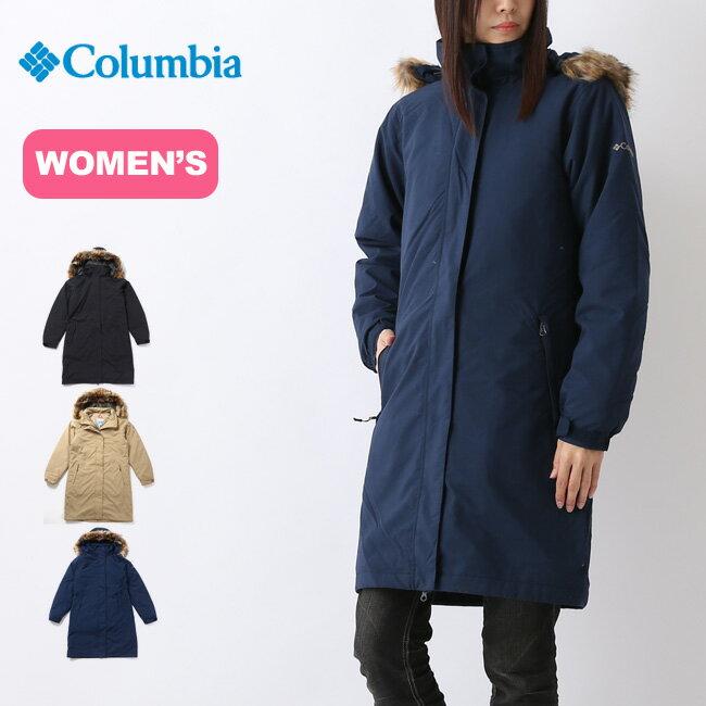 コロンビア アンアーバーズIV【ウィメンズ】 ジャケット Columbia 上着 アウター コート レディース <2018 秋冬>