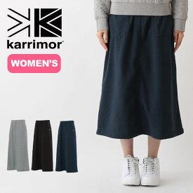 カリマー ロナ ウィメンズ ロングスカート karrimor rona W's long skirt レディース スカート ロングスカート