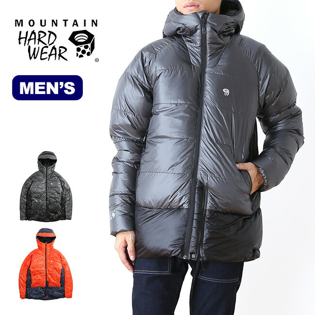 マウンテンハードウェア ファントムフーデッドダウンジャケット Mountain Hardwear メンズ トップス ジャケット アウター <2018 秋冬>