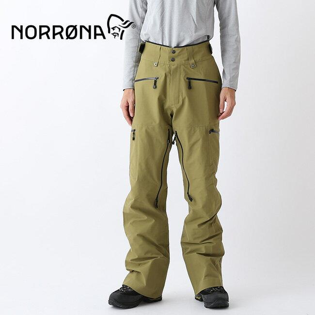 ノローナ タモック ゴアテックスパンツ メンズ メンズ スノーパンツ スノーシェルパンツ <2018 秋冬>