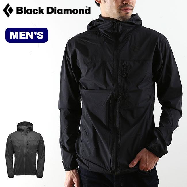 ブラックダイヤモンド アルパインスタートフーディー Black Diamond ALPINE START HOODY メンズ フーディ ジャケット シェルジャケット アウターシェル <2018 秋冬>