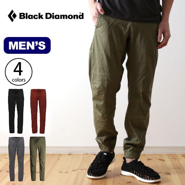 ブラックダイヤモンド メンズ ノーションパンツ Black Diamond NOTION PANTS パンツ ロングパンツ ボトムス クライミングパンツ <2018 秋冬>