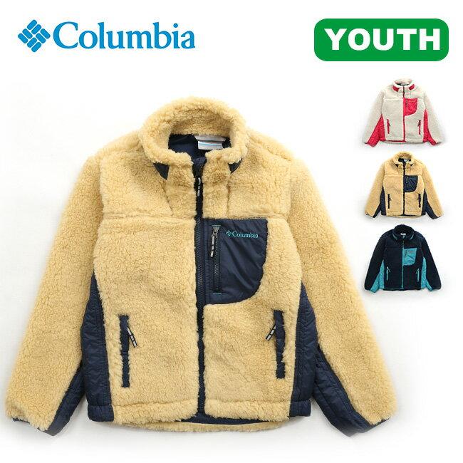 コロンビア アーチャーリッジユースジャケット Columbia Archer Ridge Youth Jacket ユース 子ども 小学生 ジャケット フリースジャケット アウター 上着 <2018 秋冬>