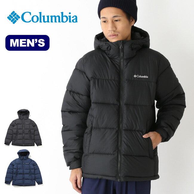 コロンビア パイクレークフーデッドジャケット Columbia Pike Lake Hooded Jacket メンズ ジャケット 中綿ジャケット アウター <2018 秋冬>