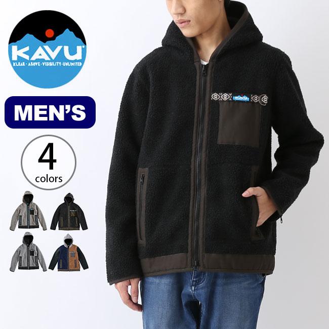カブー シャスタジャケット KAVU Shasta Jacket ジャケット フリース メンズ <2018 秋冬>