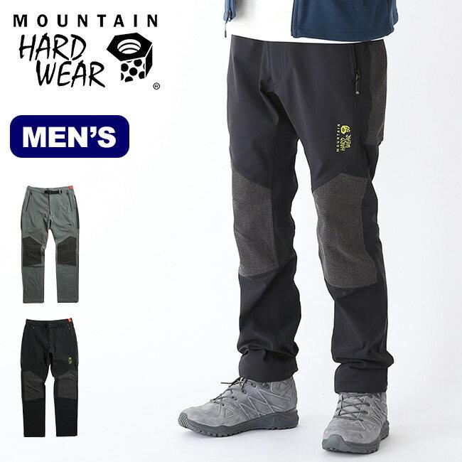 マウンテンハードウェア ダブルドラゴンパンツV.5 Mountain Hardwear Double Dragon Pant V.5 メンズ パンツ ロングパンツ ボトムス マウンテンパンツ <2018 秋冬>