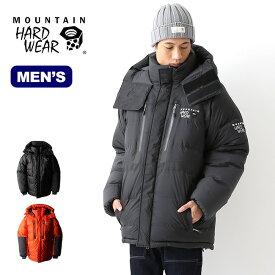 マウンテンハードウェア アブソルートゼロパーカ Mountain Hardwear Absolute Zero Parka アブソリュート メンズ アウター ジャケット ダウン パーカー OM4775 <2018 秋冬>