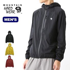 マウンテンハードウェア エフュージョンジャケット Mountain Hardwear Effusion Jacket メンズ ジャケット トップス ソフトシェル OE7629 <2018 秋冬>