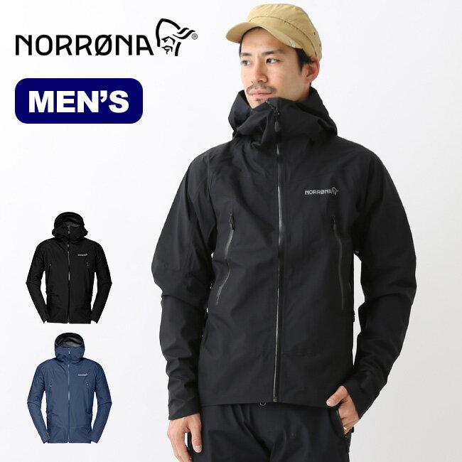 ノローナ フォルケティン ゴアテックスジャケット メンズ Norrona alketind Gore-Tex Jacket トップス ジャケット シェル アウター <2018 秋冬>