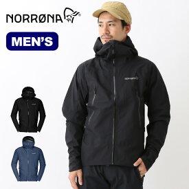 ノローナ フォルケティン ゴアテックスジャケット メンズ Norrona alketind Gore-Tex Jacket トップス ジャケット シェル アウター <2019 秋冬>